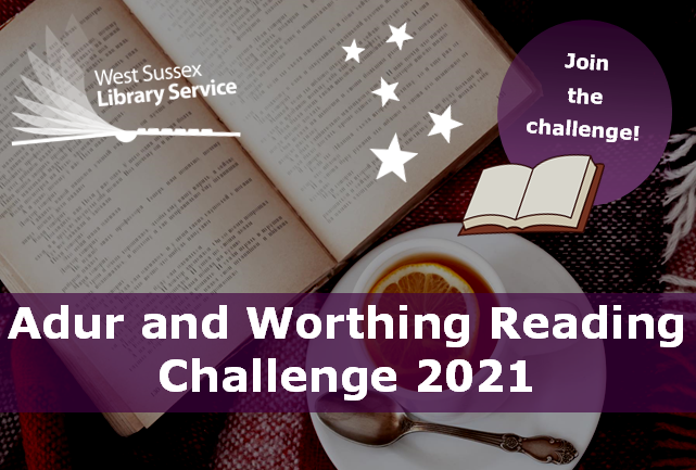 Adur and Worthing Reading Challenge information