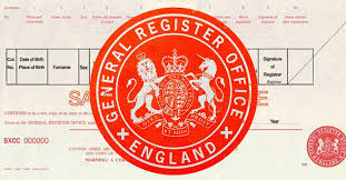 General Register Office logo
