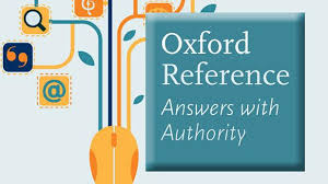 Oxford Reference logo