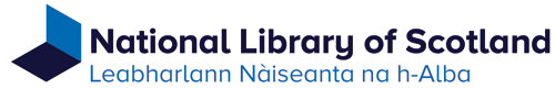 National Library of Scotland maps logo